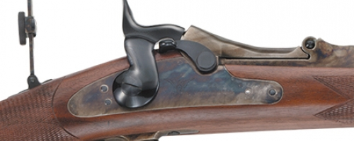 Pedersoli Old West Rifle Springfield Trapdoor Officer
