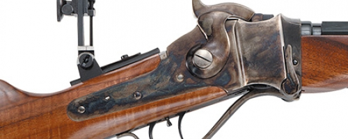 Pedersoli Old West Rifle 1874 Sharps Buffalo