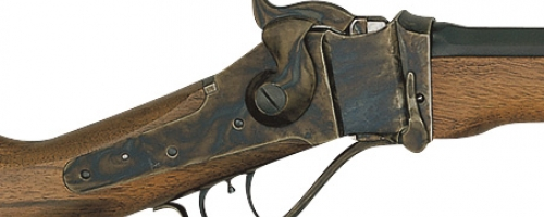 Pedersoli Old West Rifle 1874 Sharps Business